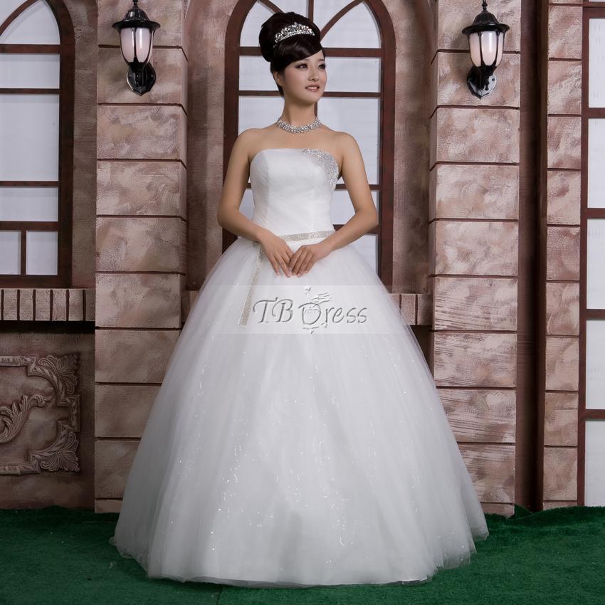 ad909c56e فساتين زفاف رخيصة و علي الموضة 2016