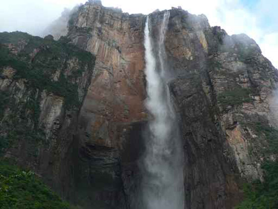 شلالات 2014 , أكبر شلالات فنزويلا انجل فولس , صور جمال الطبيعة في شلالات 2014
