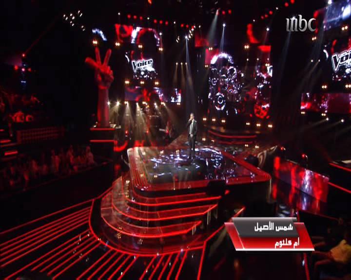 يوتيوب أداء غازي خطاب - اغنية شمس الاصيل - برنامج ذا فويس - The Voice اليوم السبت 4-1-2014