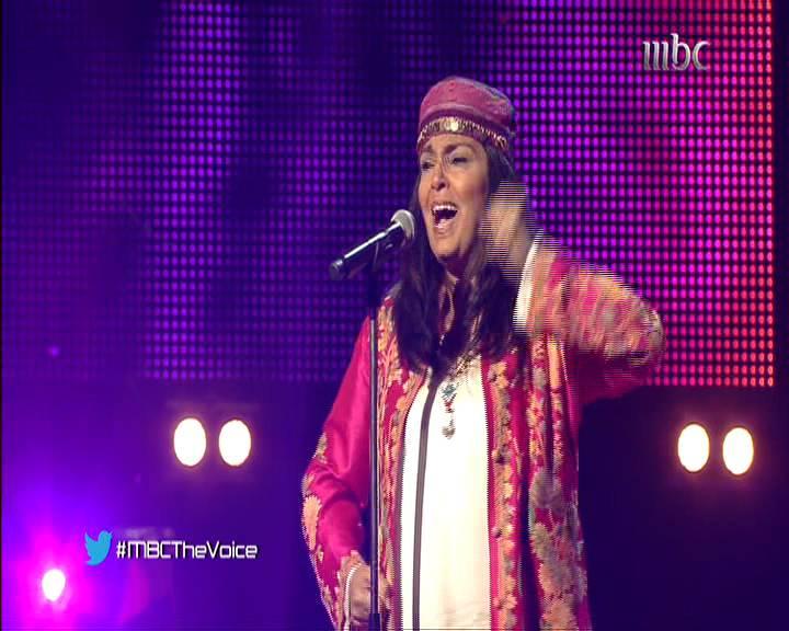 يوتيوب أداء ريتا موفسيسيان نوبة مخمرة ونوبة مغشاية - برنامج ذا فويس - The Voice السبت 4-1-2014