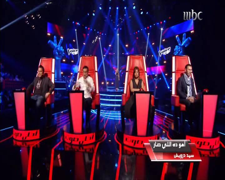 يوتيوب اغنية اهو ده اللي صار - أميرة سعيد - برنامج ذا فويس - The Voice اليوم السبت 4-1-2014