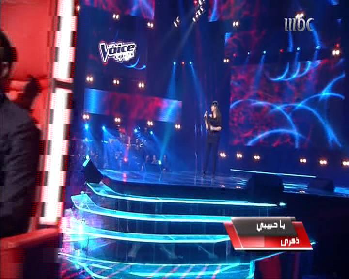 ������ ����� �� ����� - ���� ������ - ������ �� ���� - The Voice ����� ����� 4-1-2014