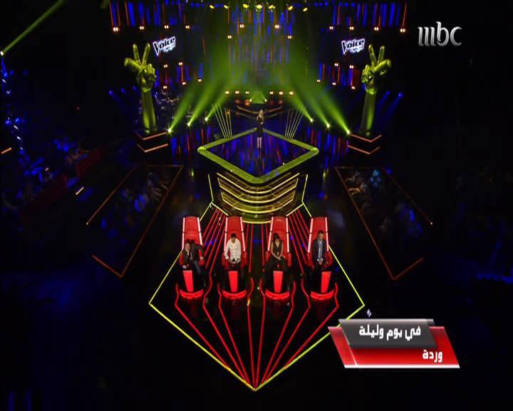 يوتيوب اغنية في يوم وليلة - هالة القصير - برنامج ذا فويس - The Voice السبت 4-1-2014