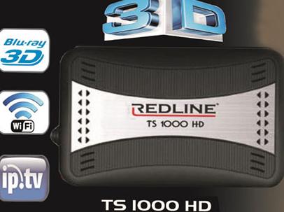 جديد أجهزة ريد لاين RedLine HD بتاريخ TS1000 Kurtarma 27.12.2013