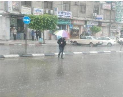 حالة حالة الطقس ودرجات الحرارة في مصر اليوم الاربعاء 8 يناير 2014