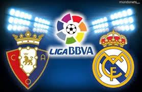 القنوات المجانية التي تذيع مباراة ريال مدريد وأوساسونا في كأس ملك اسبانيا اليوم الخميس 9-1-2014