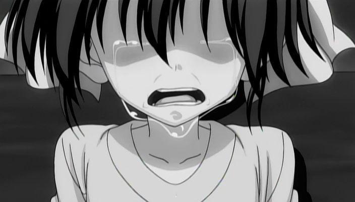 خلفيات بنات انمي حزينة تبكي , صور بنات انمى بتعيط