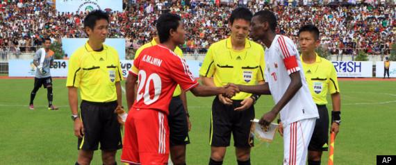 أهداف مباراة عمان و ميانمار في كأس آسيا تحت 22 سنة اليوم السبت 11-1-2014
