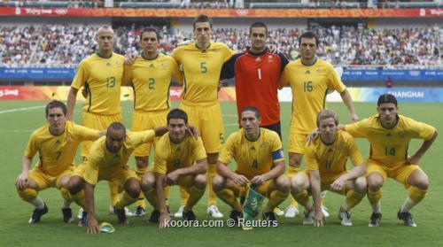 نتيجة مباراة الكويت و استراليا في بطولة أمم أسيا تحت 22 سنة اليوم الاحد 12-1-2014