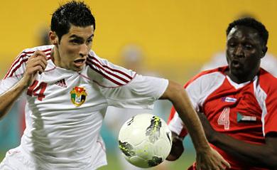 أهداف مباراة الأردن وعمان في كأس آسيا تحت 22 سنة اليوم الاثنين 13-1-2014