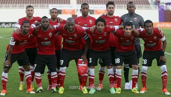 أهداف مباراة الأهلي و الوحدة في كأس رئيس الدولة الإماراتي اليوم الاثنين 13-1-2014