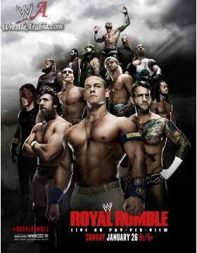 صور غلاف عرض المصارعة الرويال رمبل 2014 , صور كفر وبوستر مهرجان المصارعة Royal Rumble 2014