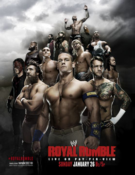 ���� ��� ����� ����� 2014 , ����� ��� ������ �������� Royal Rumble2014