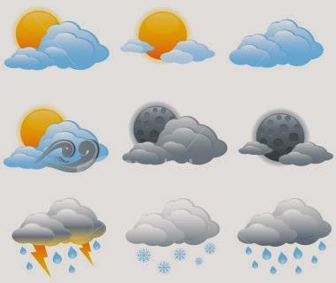 حالة الطقس ودرجات الحرارة في مصر اليوم الاربعاء 15-1-2014 جميع محافظات