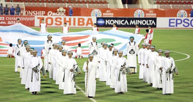 مباراة الأردن وميانمار في كأس أسيا تحت 22 سنة اليوم الاربعاء 15-1-2014