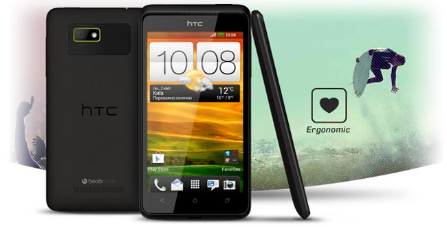 ��� ���� ��� �� �� ������ 2014 - ����� ���� ��� �� �� HTC Desire 400 Dual Sim
