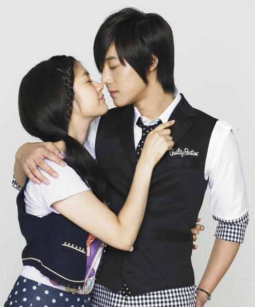 قصة مسلسل قبلة مرحة 2014 , قصة المسلسل الكوري قبلة مرحة علي mbc