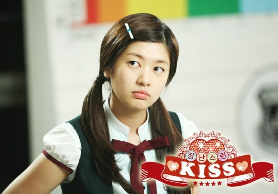 صور اوها نى بطلة مسلسل قبلة مرحة 2014 , صور بطلة المسلسل الكوري قبلة مرحة 2014