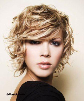 اجمل تسريحات شعر بسيطه للبنات , احدث تساريح الشعر البسيطه للبنات 2014