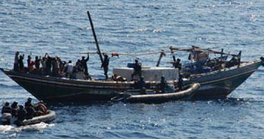 أخبار مصر اليوم الاثنين 250-1-2014 , قراصنة يختطفون سفينة بالبحر الأحمر وعلى متنها مصريون