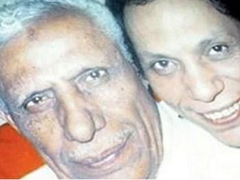 صورة نادرة لعادل إمام مع والده تجتاح مواقع التواصل الاجتماعي فيس بوك وتويتر