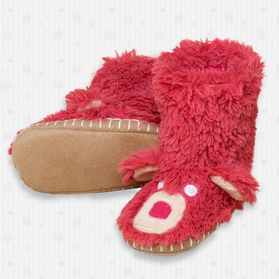 صور احذية شتوية للمرهقات 2014 , موديلات احدية منزلية للبنات 2014