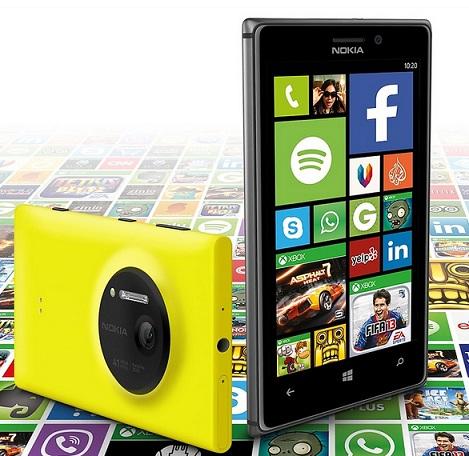 نوكيا تنوي طرح هاتفي لوميا 1820 ولوميا 1525 , موصفات واسعار هاتفي لوميا 1820