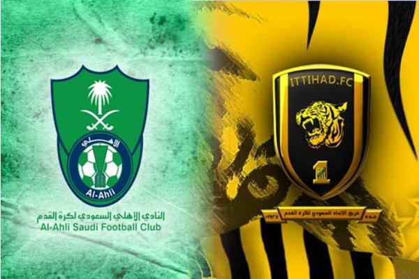 أهداف مباراة الاهلي و الاتحاد في الدوري السعودي اليوم الجمعة 24-1-2014 كاملة