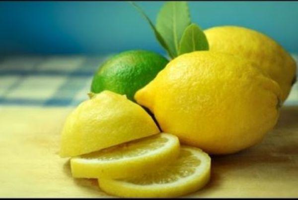 مشروب البقدونس مع قشرالليمون لحرق دهون البطن