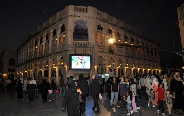 مواعيد حفلات مهرجان ربيع سوق واقف في قطر 2014 , معلومات كاملة عن مهرجان واقف 2014