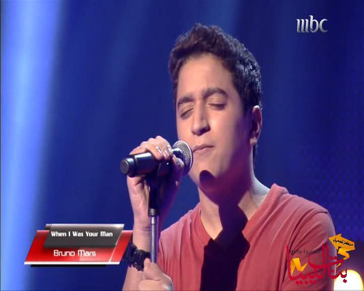 يوتيوب اغنية When I Was Your Man براين - برنامج ذا فويس The Voice اليوم السبت 25-1-2014