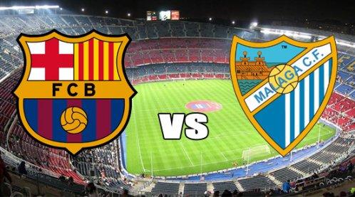 يوتيوب أهداف مباراة برشلونة ومالاجا في الدوري الاسباني اليوم الاحد 26 يناير 2014