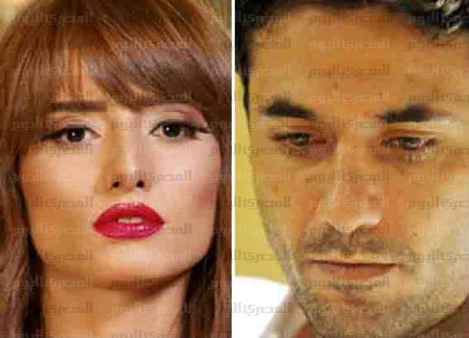صور الفنان أحمد عز و زينة 2014 , صور زواج اجمد عز والفنانة زينة 2014