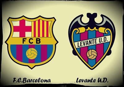 موعد مباراة برشلونة وليفانتى في كأس ملك اسبانيا اليوم الاربعاء 29-1-2014