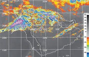 حالة الطقس و درجات الحرارة المتوقعة في مصر اليوم الخميس 30-1-2014
