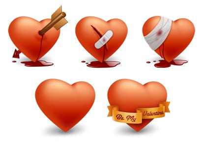 بطاقات عيد الحب 14 فبراير , صور كروت و بطاقات تهنئة بالفلانتين