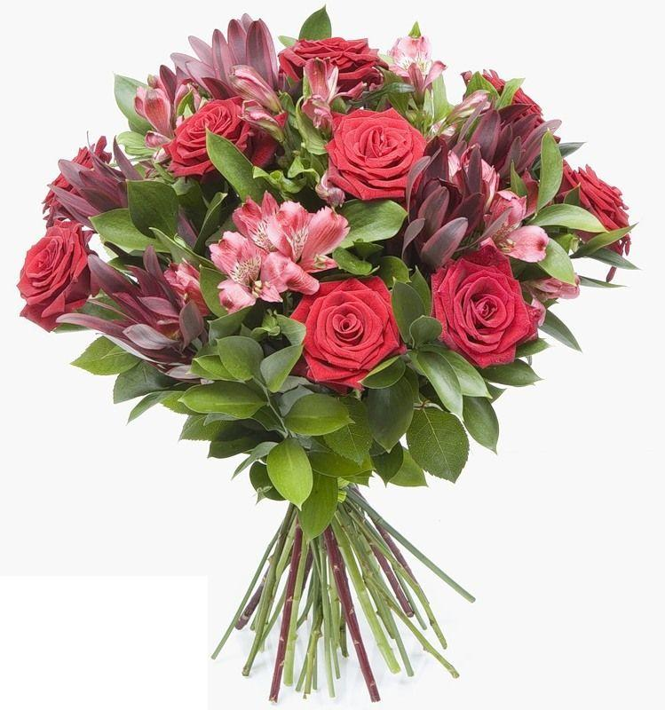 صور باقات ورد عيد الحب بدون حقوق , بوكيات ورد تهنئة بعيد الحب Valentine