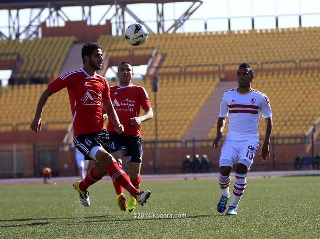 نتيجة مباراة الزمالك و المنيا في الدوري المصري اليوم الاربعاء 29-1-2014