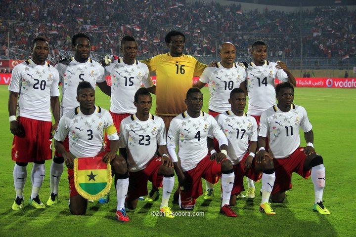 موعد مباراة ليبيا و غانا 1-2-2014 في نهائي بطولة أفريقيا للاعبين المحليين بجنوب افريقيا 2014