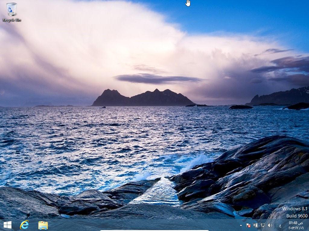 حصريا النسخة البروفيشنال الرائعة من ويندوز 8.1 الجديد Windows 8.1 Pro VL x64 & x86 MULTI6 IE11 Jan20