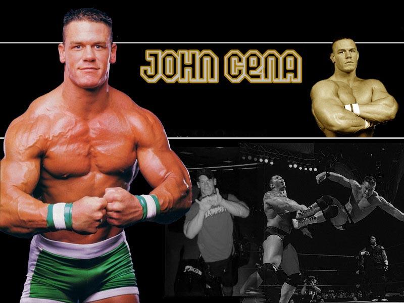 جون سينا , صور جون سينا , معلومات عن المصارع جون سينا