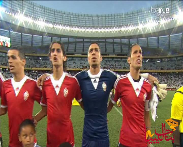 صور مباراة ليبيا و غانا في نهائي كأس إفريقيا للاعبين المحليين اليوم السبت 1-2-2014