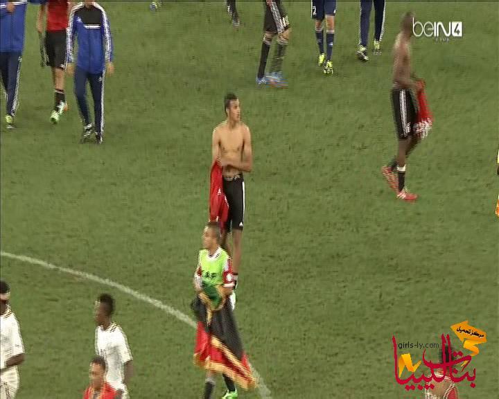 صور تتويج ليبيا بلقب كأس أفريقيا للاعبين المحليين اليوم السبت 1-2-2014