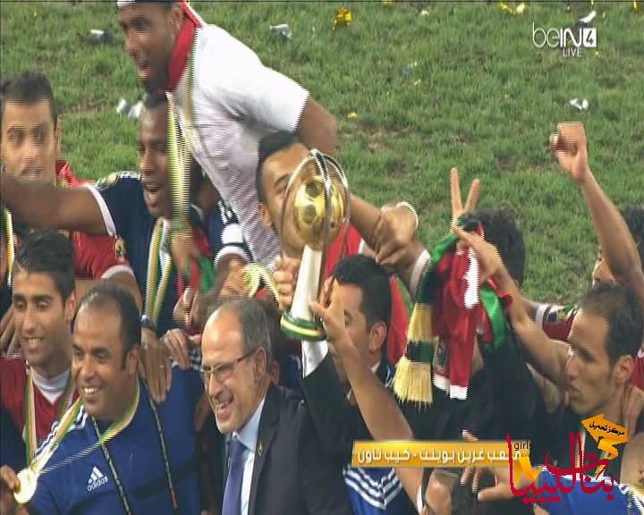 ليبيا متخصصة ركلات الترجيح تحرز كأس الأمم الافريقية للمحليين اليوم السبت 1-2-2014
