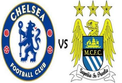 أهداف مباراة تشيلسى ومانشستر سيتى في الدوري الانجليزي اليوم الاثنين 3-2-2014