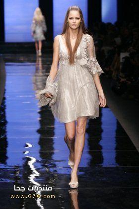 اروع موديلات الفساتين السهرة المميزة 2014 , اجدد فساتين سهرة قمة الاناقة 2014