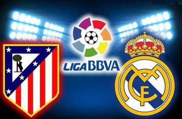 موعد و توقيت مباراة ريال مدريد وأتليتكو مدريد في كأس ملك اسبانيا اليوم الاربعاء 5-2-2014
