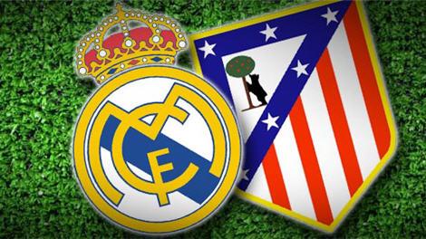 القنوات المجانية التي تذيع مباراة ريال مدريد وأتلتيكو مدريد في كأس ملك اسبانيا اليوم 5-2-2014