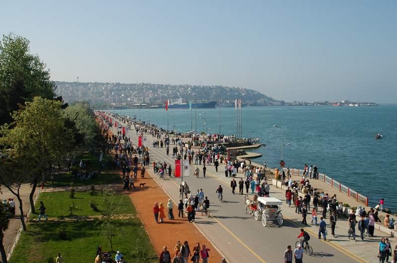 صور السياحه في سامسون تركيا , معلومات و اماكن السياحه في سامسون تركيا
