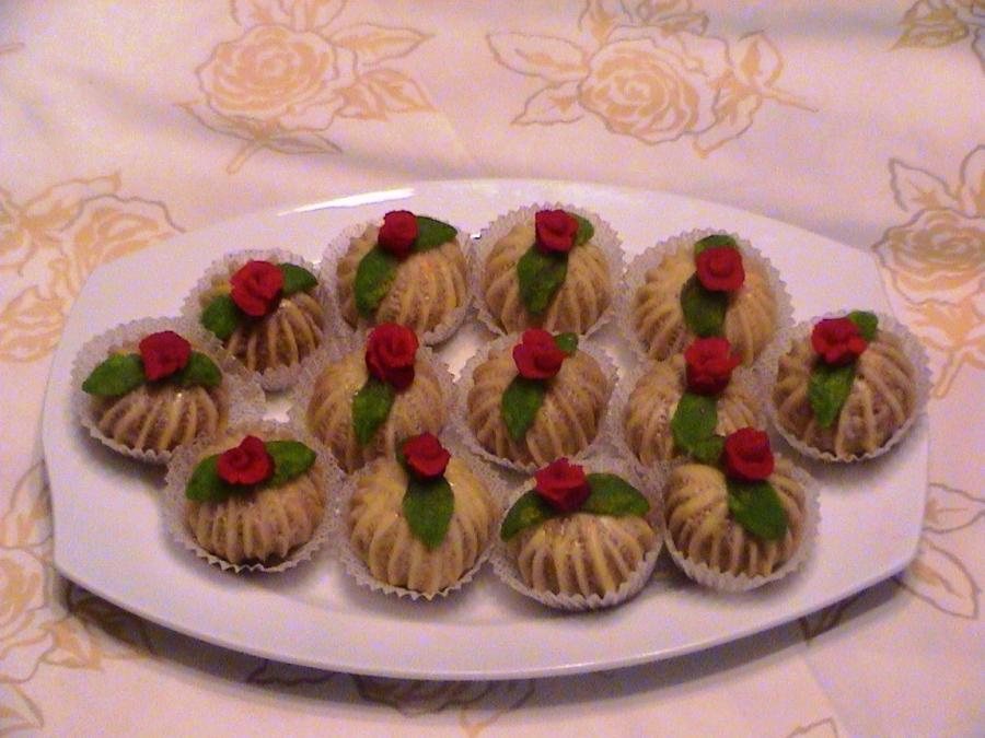 حلويات جزائرية للاعراس , بالصور حلويات جزائرية فخمة للاعراس